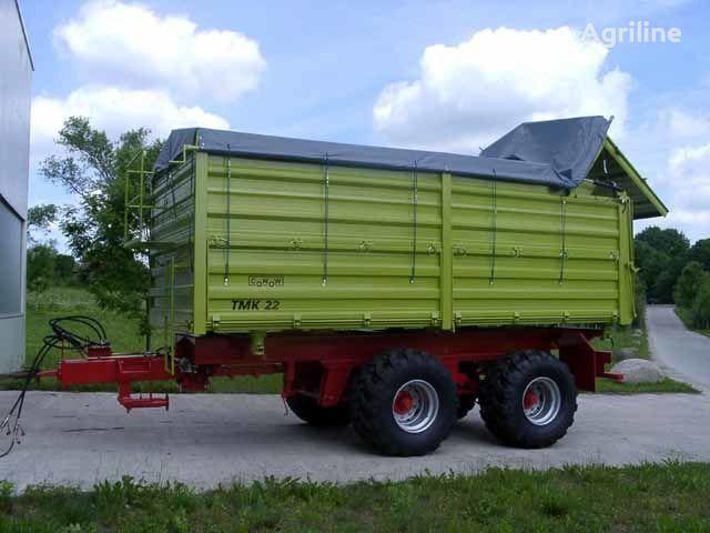 CONOW TMK 22 Universal remolque agricola nuevo