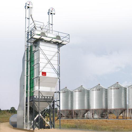 Potochnye zernosushilki MEPU serii CF secador de grano
