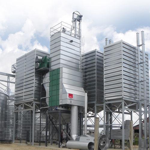 Stacionarnye vakuumnye zernosushilki MEPU serii DCR secador de grano nueva