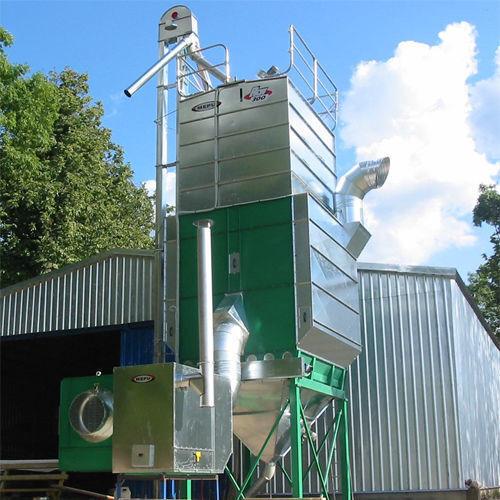 Stacionarnye zernosushilki MEPU serii RCW-junior secador de grano nueva