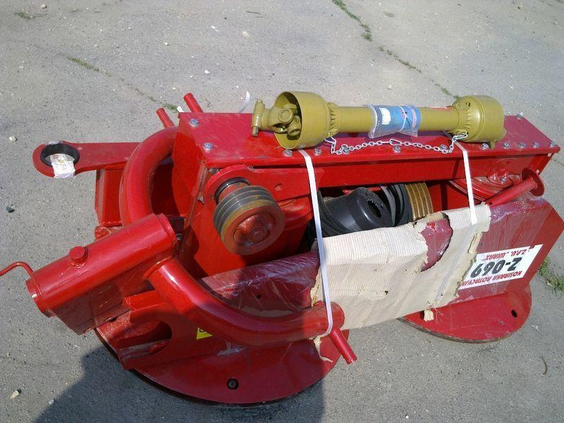 Rotornaya kosilka Z-169, Z-069, Z-173 pr-vo Polsha segadora nueva