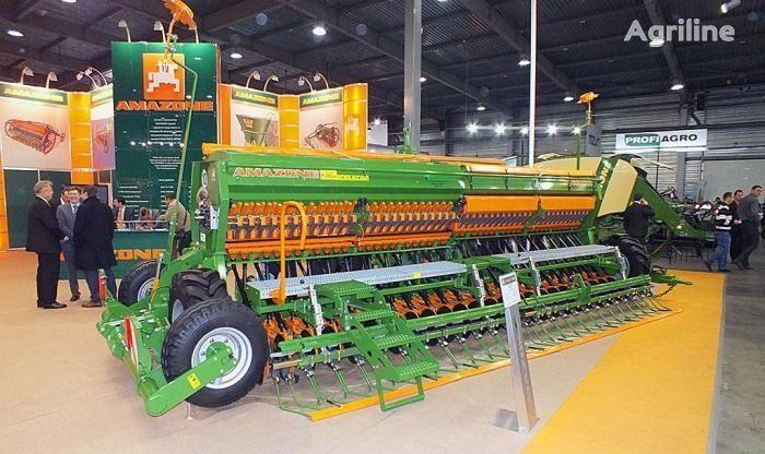 AMAZONE D9 6000-TC Combi sembradora mecánica nueva