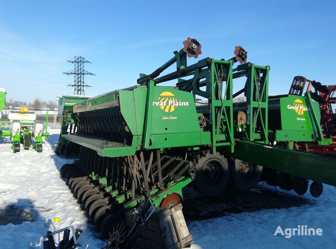 GREAT PLAINS 3S 4000 HDF sembradora mecánica