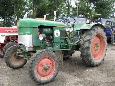 DEUTZ-FAHR D 25 S-N tractor de ruedas