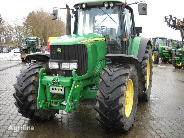 JOHN DEERE 6920 tractor de ruedas