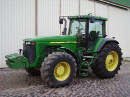 JOHN DEERE 8300 tractor de ruedas