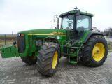 JOHN DEERE 8410 tractor de ruedas