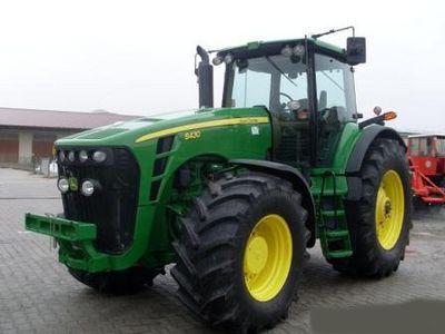 JOHN DEERE 8430 tractor de ruedas