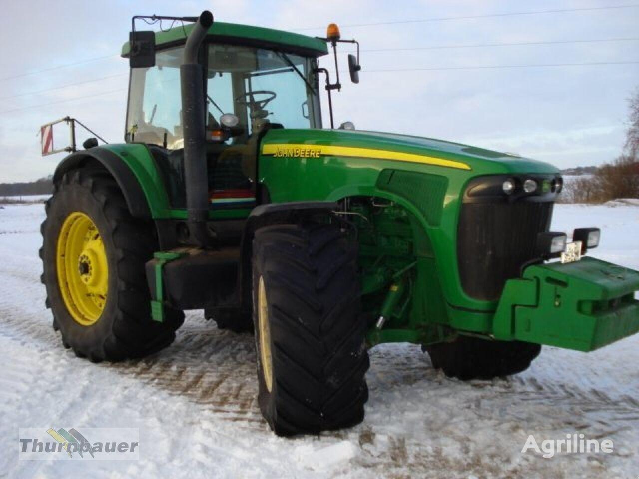 JOHN DEERE Kabine 8020 Serie tractor de ruedas