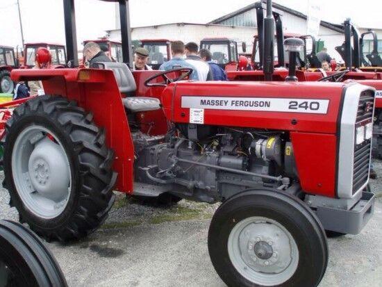 MASSEY FERGUSON 240 tractor de ruedas nuevo