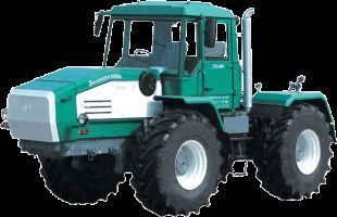 HTA-220 tractor de ruedas