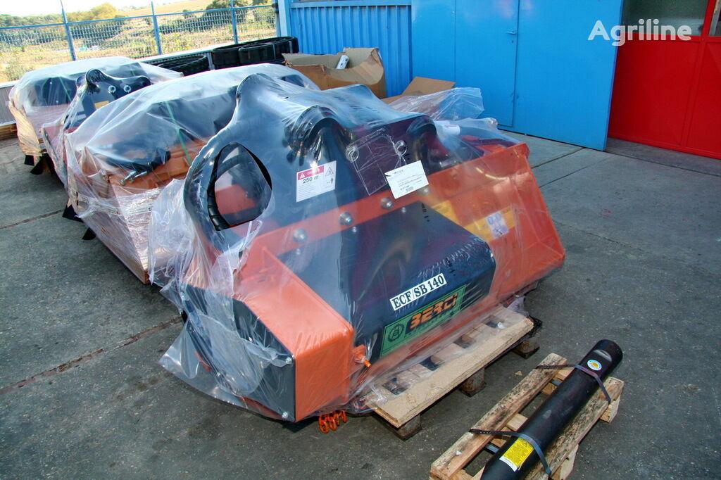 ECF-SB140 trituradora desbrozadora