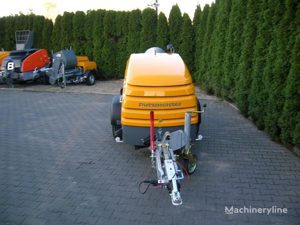 PUTZMEISTER M740/4 NEW GENERATION bomba de hormigón estacionaria nueva