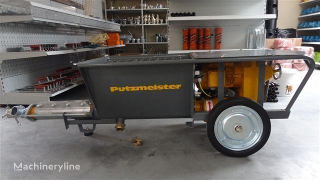 PUTZMEISTER S5 EV bomba de hormigón estacionaria nueva