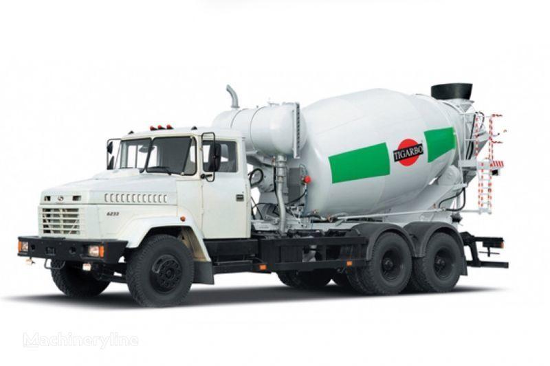 KRAZ 6233P4-TIP1  camión hormigonera