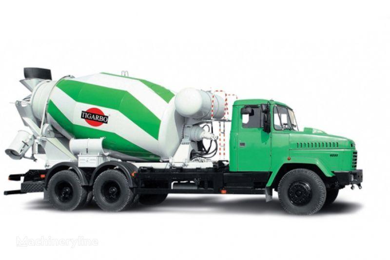 KRAZ 6233P4-TIP2  camión hormigonera