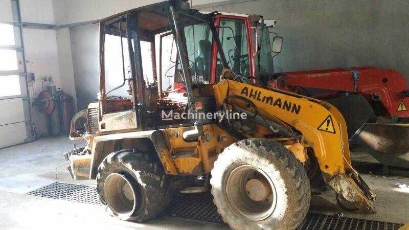 AHLMANN AS50 cargadora de ruedas