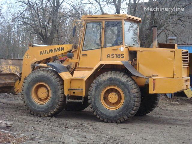AHLMANN AZ18 cargadora de ruedas