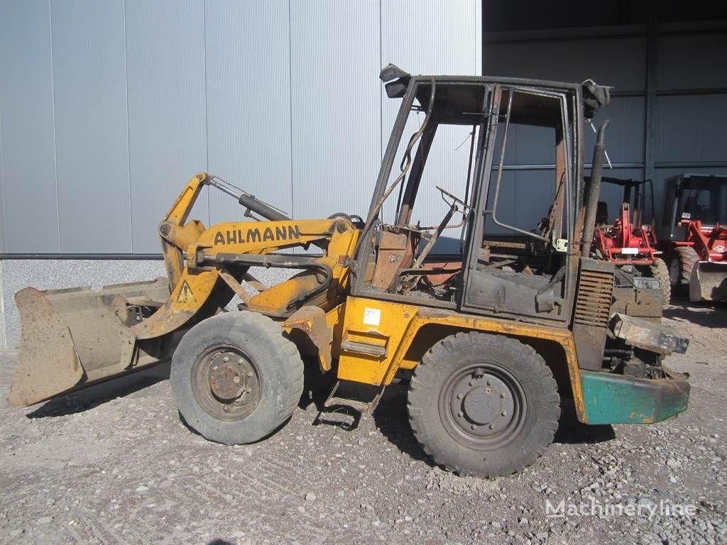AHLMANN AZ45 (Brandschade) cargadora de ruedas