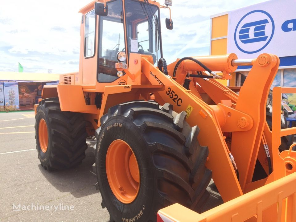 AMCODOR 352 S cargadora de ruedas nueva