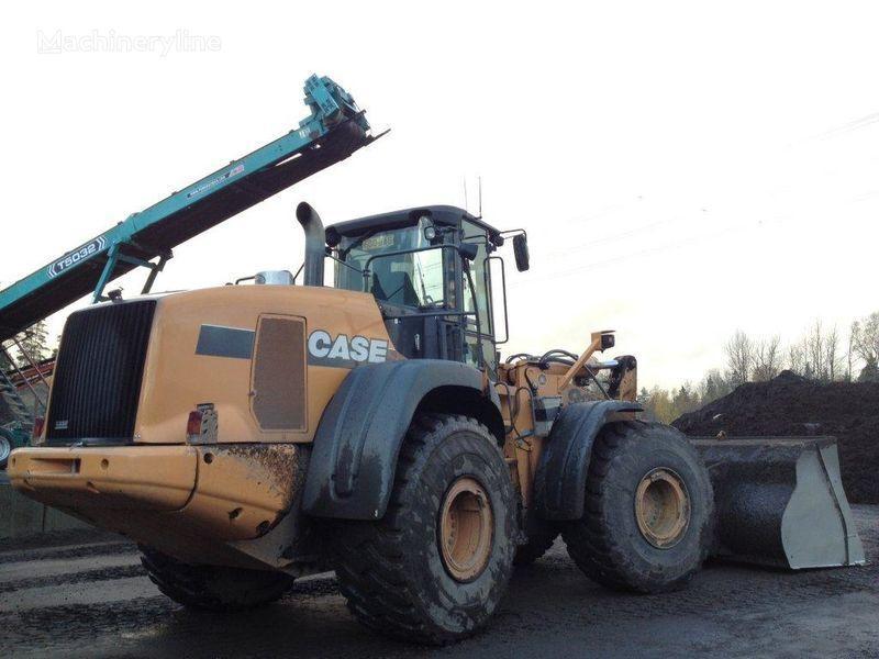 CASE 921E cargadora de ruedas