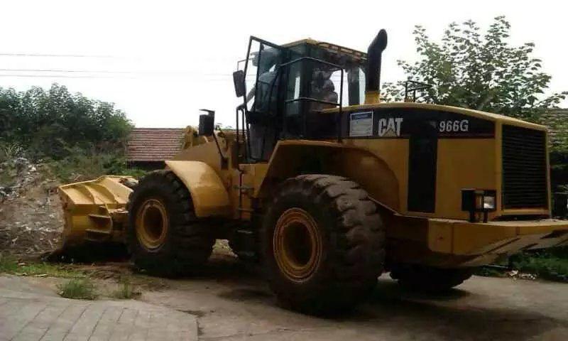CATERPILLAR 966G cargadora de ruedas