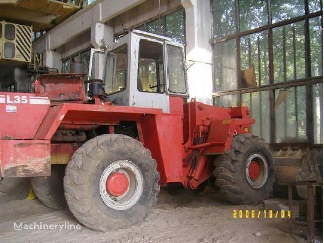 O&K L35 cargadora de ruedas