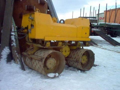 RAMMAX compactador de asfalto