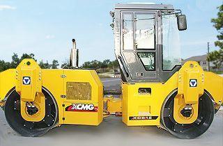 XCMG XD81E compactador de asfalto nuevo