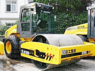 XCMG XS162 compactador de tierra nuevo