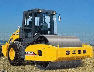 XCMG XS202 compactador de tierra nuevo