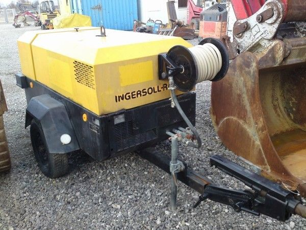 INGERSOLL RAND  P130-WD  compresor