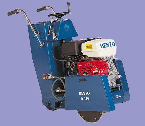 Besto B-450 cortadora de asfalto nueva