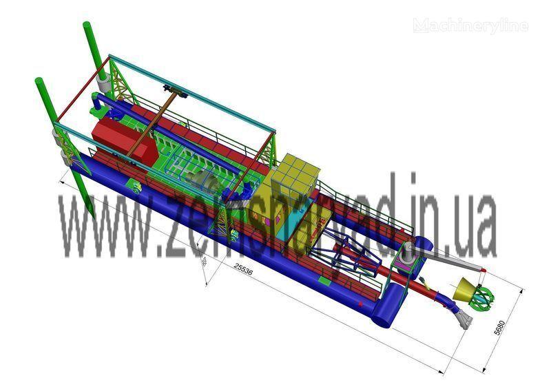 NSS Zemsnaryad NSS 6000/70-F-GR-E draga