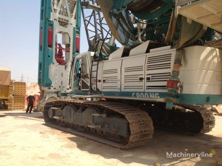 CASAGRANDE FD90 on C900 crane  EXCELLENT CONDITION!!! equipo de perforación