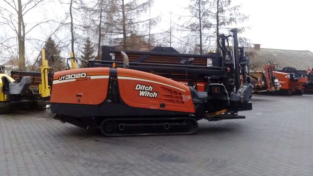 DITCH-WITCH JT3020 Mach1 equipo de perforación