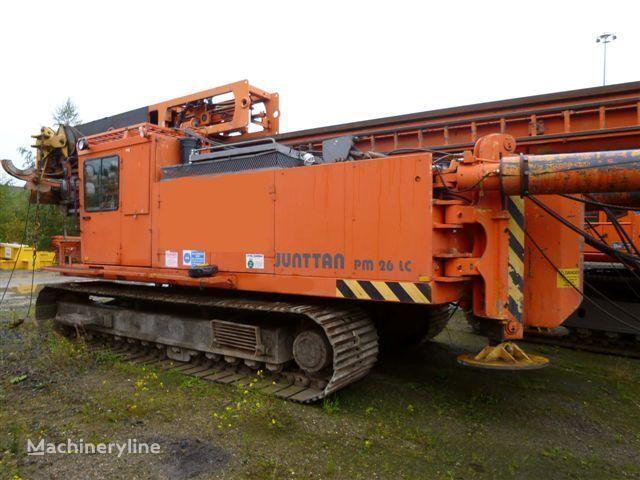 Junttan PM26 - 40 LC equipo de perforación