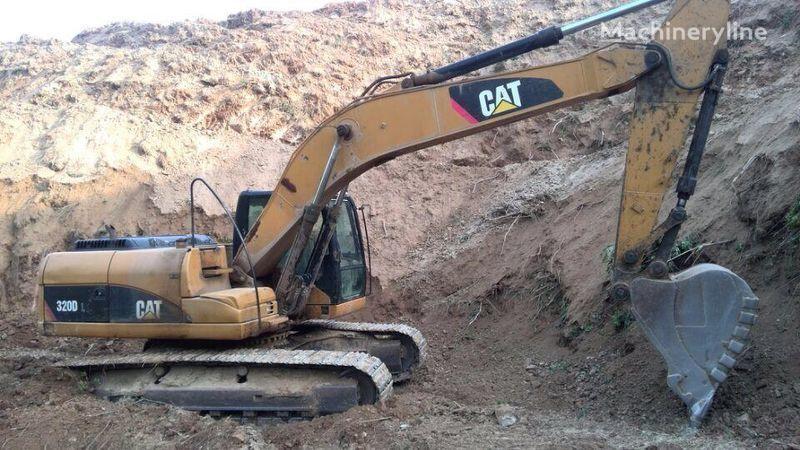 CATERPILLAR 320D 320DL excavadora de orugas