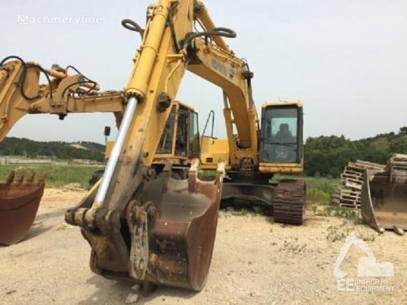 KOMATSU  PC 210 LC-6K excavadora de orugas