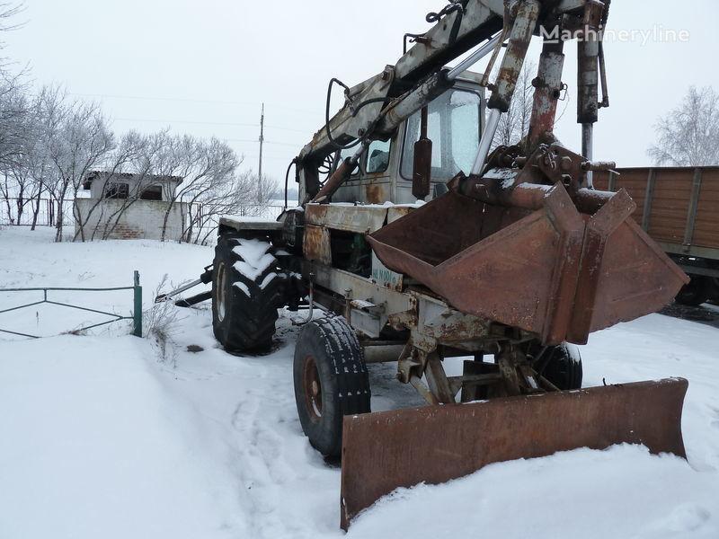 PEA 1 excavadora de ruedas