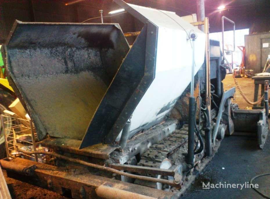 ABG ROAD MASTER RM 220 extendedora sobre orugas