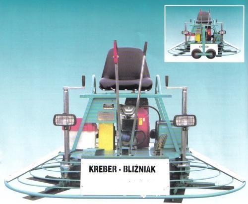 KREBER K-436-2-T Blizniak fratasadora nueva