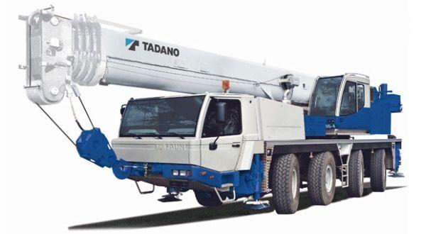 TADANO Faun ATF65G-4 grúa móvil