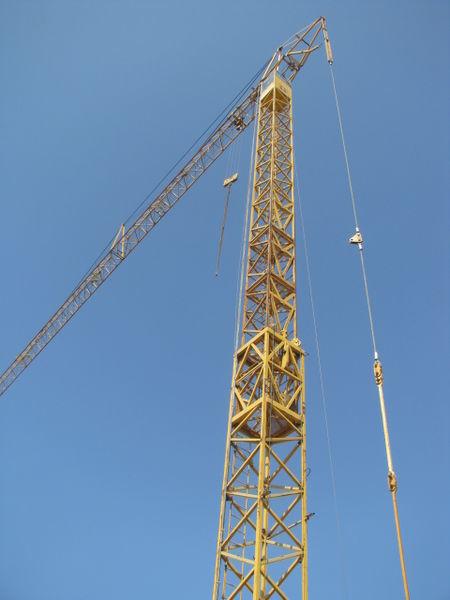 LIEBHERR 63 K grúa torre