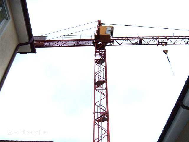 MAN WOLFF WK71SL grúa torre