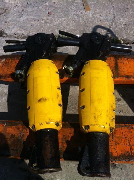 Atlas Copco TEX 270PS otros maquinaria de construcción