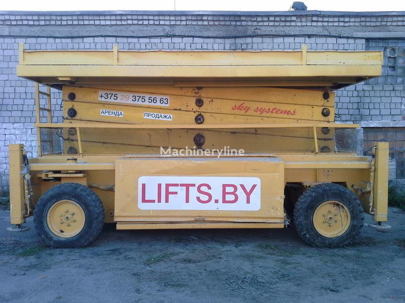 LIFTLUX SL-205-25   22.5m  4*4 plataforma de tijera