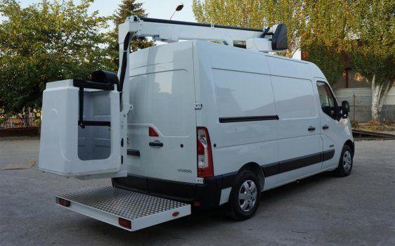 MOVEX MOVEX plataforma sobre camión nueva