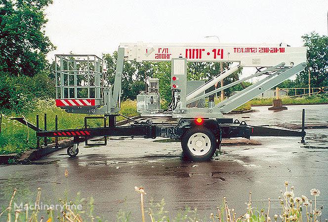 Lifting Machines PPG-14  plataforma telescopica