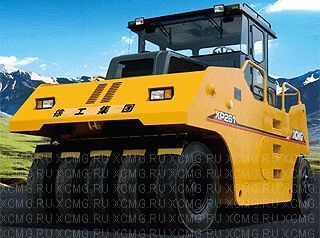 XCMG XP262 rodillo de neumáticos nuevo